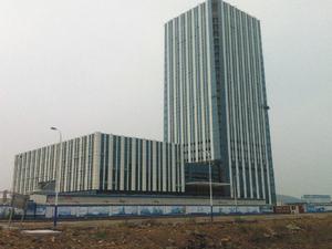 舟山利来w66最老牌网站综合保税区保税大厦 (蒸压粉煤灰砖)