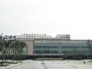 上海瑞金医院舟山分院 (蒸压加气砼砌块)
